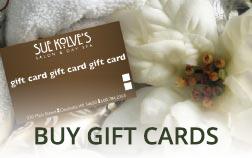 Sue Kolve Salon & Day Spa Gift Cards
